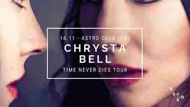 All'Astro Club atterra Chrysta Bell, la musa di David Lynch