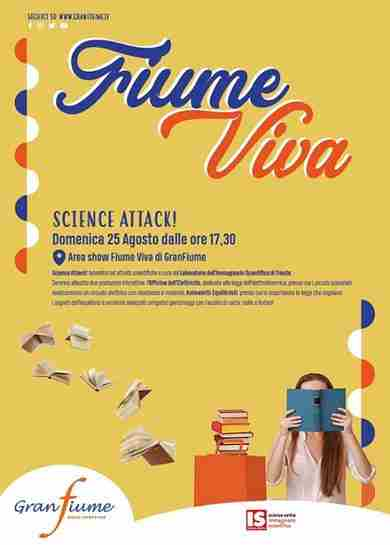 E\u0027 tempo di Science Attack!