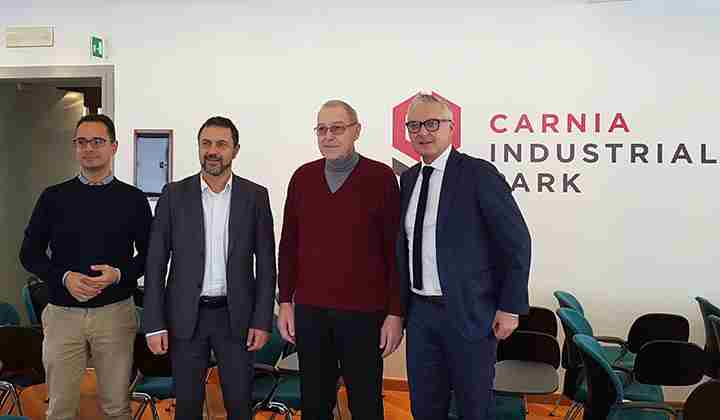 Nasce l'Industrio Point del Fvg
