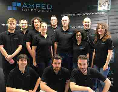 High-tech, Deloitte premia Amped software