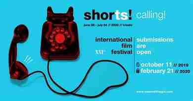 Iscrizioni al via per ShorTS International Film Festival 2020