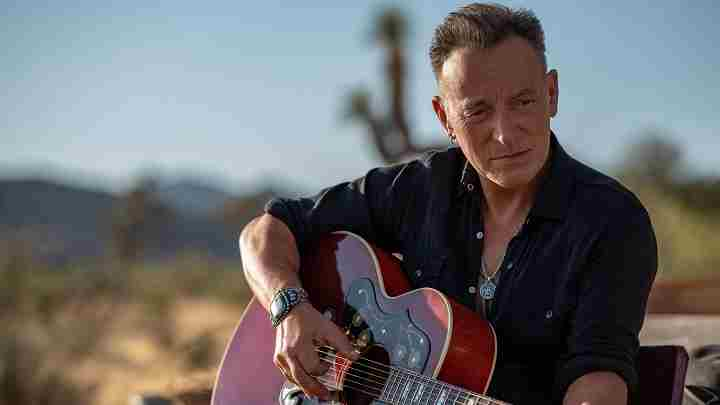 Bruce Springsteen debutta come regista: l'album