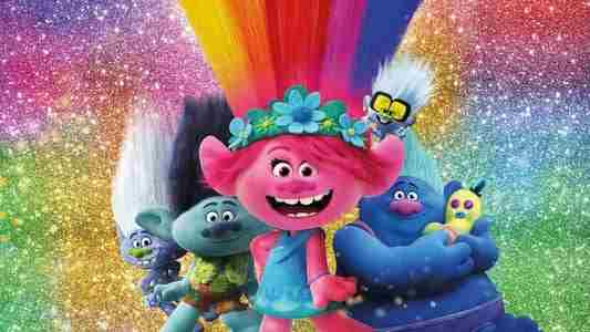 Trolls World Tour per il Cinema Sotto le Stelle di Cinemazero